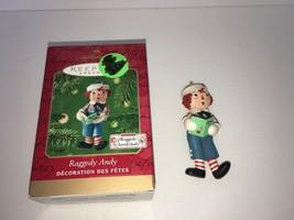 Hallmark Keepsake Ornament Raggedy Andy 2001 - $6.25