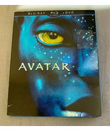 Avatar (Blu-ray+ DVD, 2010, 2-Disc Set) With Slip Cover - $7.87
