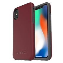 Otterbox Symmetry Series - High Hybrid Protection Case for iPhone X (Red) - €51,55 EUR