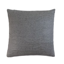 "2 X Mohair Effect Woven Grey 45CM -18"" Cushion Covers - $32.65"