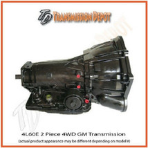 4L60E GM Transmission Stage 2 2wd (1998-2004) - $1,795.00