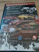 Sony PS2 Ford Mustang: The Legend Lives image 2