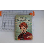 Vtg. The First Woman Doctor By Rachel Baker Scholastic TX247 5th Print 1... - $10.39