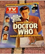 12/2012 Fan Favorites Doctor Who Matt Smith Double Cover Larry Hagman Magazine - $9.80