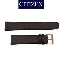 Genuine Citizen  20mm Dark Brown Rubber Watch Band Strap BM6753-00A S065909 - $35.95