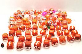 70 pc Cinncinati Bengals Mini Football Helmets NFL Plastic Gumball Party... - $42.06