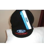 Ford Racing Black Cuffed Knit Hat, new w/tags - $15.00