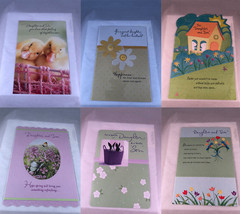 HALLMARK Easter Holiday Spring Cards Many Styles Family Daughter Son Hus... - $2.99