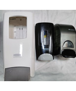 Rubbermaid ProRx Flex Skin Care Georgia Pacific Dispenser White & Black ... - $42.75