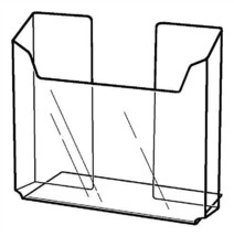 Lot of 6 Clear Acrylic Counter Top Brochure Hol... - $59.99