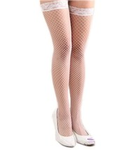 1 Pair White Pantyhose Cute Cross Line Bowknot Stockings Tights Spring Autumn St