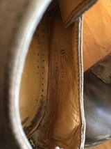 Dr Martens Docs Original 4 Eye Docs vintage worn Made in England Size 4 ... - $4.94