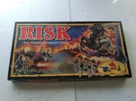Vintage Risk the Game of Global Domination Complete - $25.73