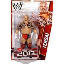 Tensai WWE Best of 2013 Wrestling Action Figure NIB Mattel NIP WWF Prince Albert - $37.12