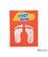 """My Foot Book"" Craft Kit - $23.74"