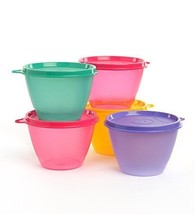 Tupperware Bowled Over Plastic Container Set, 450ml, Set of 2, Multicolour - $15.11
