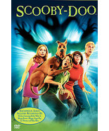 Scooby-Doo - The Movie (DVD, 2002, Full Frame) - $3.48