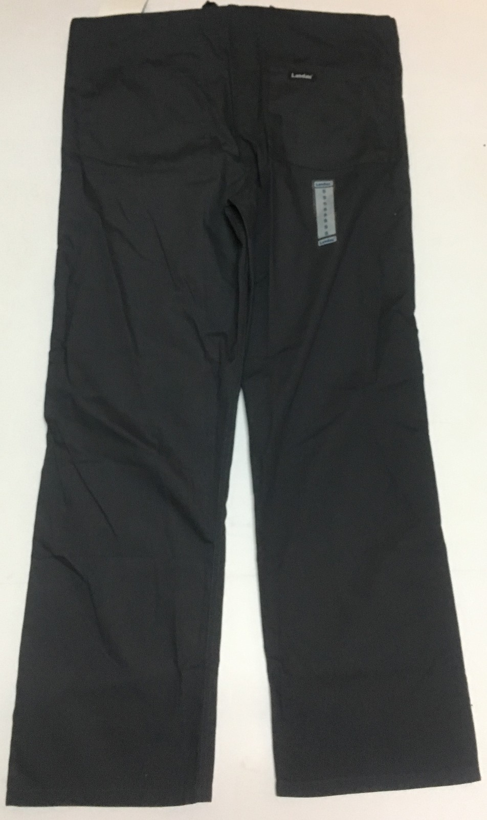 Landau Dark Gray Scrubs Pants NWT Sz Small
