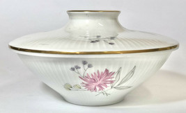 Rosenthal Thomas 7507 vintage china Small Bowl With Lid Mid Century Early 50's - $9.50