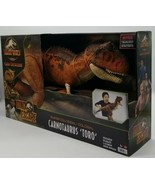 Jurassic World Camp Cretaceous Carnotaurus 'Toro' Super Colossal Dino Es... - $148.38