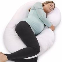PharMeDoc Full Body Pillow, U Shaped Pregnancy Pillow & Maternity Support - $51.99