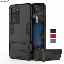 New For Huawei P40 Pro Case Cover Shockproof Bumper Smooth Armor Hard Back Cover - $14.79