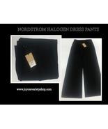 Nordstrom Halogen Black Dress Pants Women's Sz 6 Dry Clean Only - $15.99