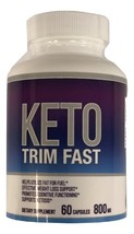Health Keto Weight Loss Ketogenic Diet Supplement 60 Capsules - $19.75