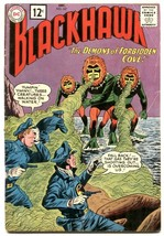 BLACKHAWK #167 1961-1ST 12 cent issue G/VG - $30.26