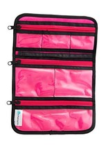 EzPacking Jewelry Roll for Home Organization and Travel/Necklaces, Rings... - $23.60