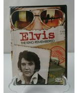 Elvis The King Remembered DVD 2014 BRAND NEW SEALED - $10.00