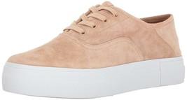 New in Box - $250 Vince. Copley Rose Suede Platform Sneaker Women's Size... - $117.99