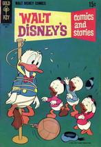 Walt Disney's Comics and Stories #346 VG; Dell | low grade comic - save ... - $2.99