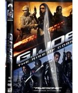 DVD - G. I. Joe The Rise of Cobra - $10.00