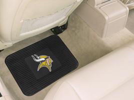Minnesota Vikings Car Mat Heavy Duty Vinyl Rear Seat**Free Shipping** - $21.41