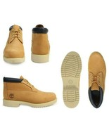 Timberland Men's Chukka Work BOOTS SHOES Wheat YELLOW 50061 ALL SIZE WID... - $197.05+