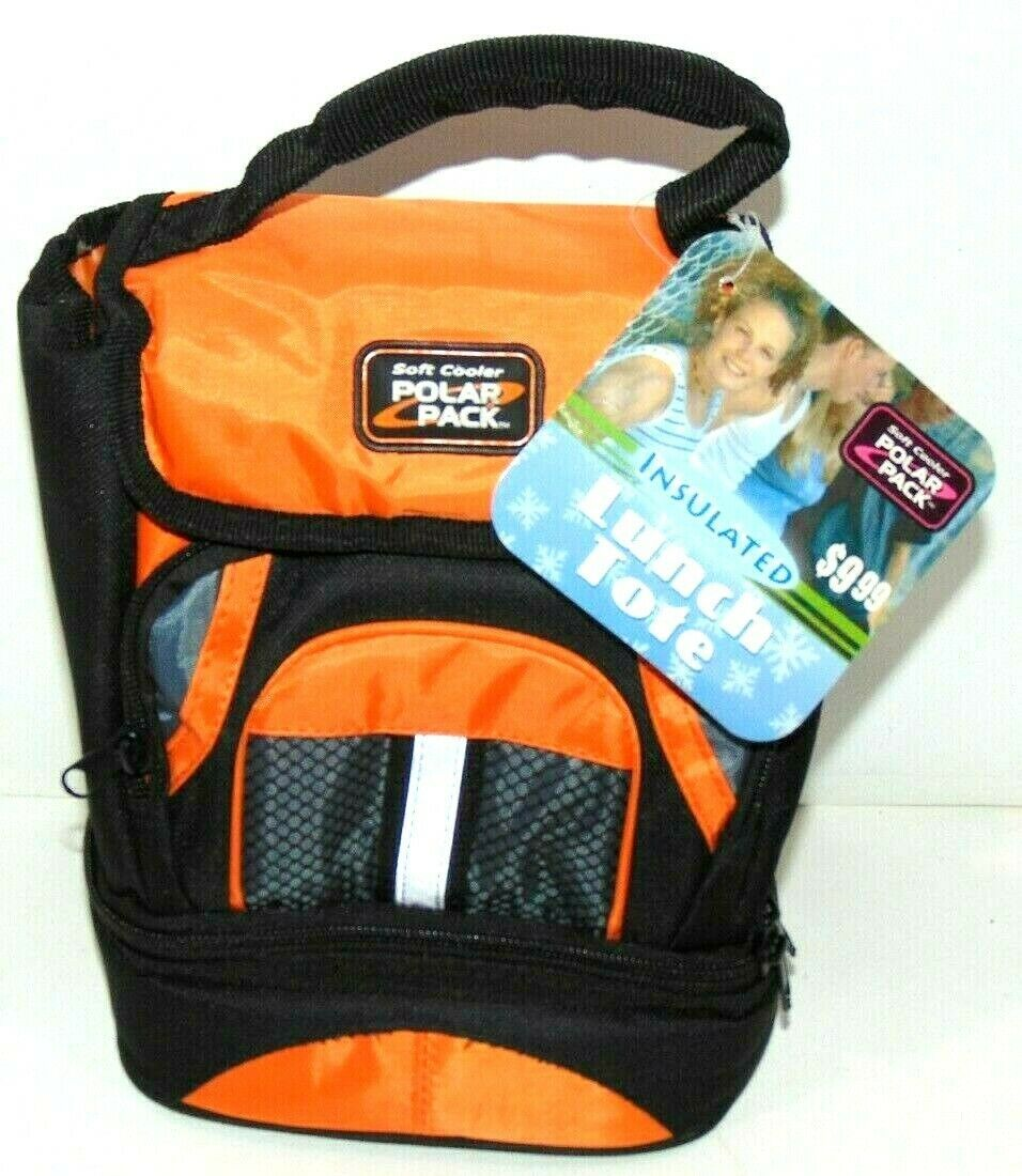 Primary image for POLAR PACK SOFT COOLER Insulated Lunch Tote Brand New With Tags U.S. SELLER