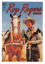 1992 Arrowpatch Roy Rogers Comics Trading Card #15 > Trigger > Happy Trail - $0.99