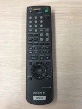 SONY RMT-D108A DVD RT141832021, RMTD108A Remote Control Tested And Cleaned I5