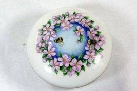 Heritage House 1985 Songs Of Love Evergreen Musical Trinket Box - $11.08