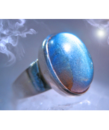 HAUNTED RING MASTER OF GROWTH & SUCCESSES OFFER ONLY MAGICK 925 7 SCHOLARS  - $95,007.77