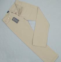 NEW! Polo Ralph Lauren Classic 867 Style Jeans!  Light Tan - $49.99
