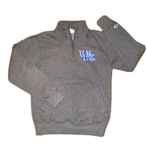 Champion Eco Fleece 1/4 Zip UK Kentucky Wildcats Sweatshirt Small - $20.30