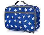 Lunch box series pattern theme blue star pattern lunch bag thumb155 crop