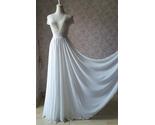 White chiffon skirt wedding color9 720 2 thumb155 crop