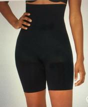 Spanx Assests Size 4 XL  Sensational Shaper Mid Thigh Black  NWT New XL - $15.12