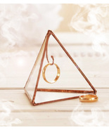 FREE W $149 HAUNTED 5000X COPPER PYRAMID JEWELRY CHARGER CLEANSE EMPOWER... - $0.00
