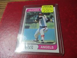 1974 Topps 20 - Nolan Ryan - Angels - $39.99