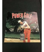 Turbo Grafx 16 Power Golf ORIGINAL Manual Booklet Authentic Instructions... - $6.88