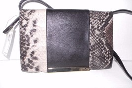 Kenneth Cole Reaction Dovetail Mini Cross Body Bag Python - $29.00